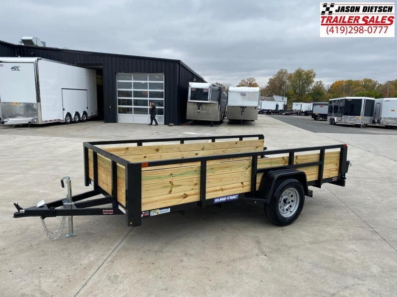 2021 Sure-Trac 6 x 12 Tube Top 3-Board Trailer  3K