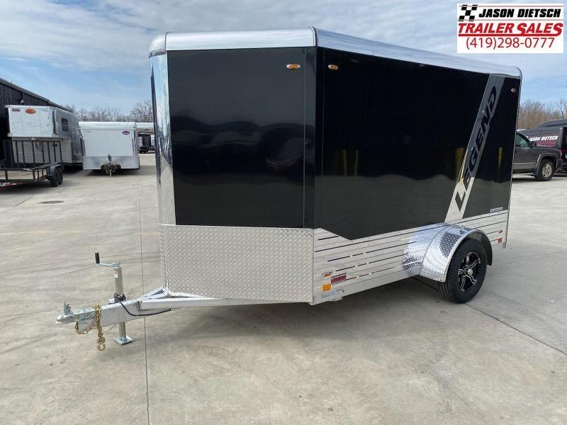 2022 Legend Manufacturing 6X13 DVN Enclosed Cargo Trailer
