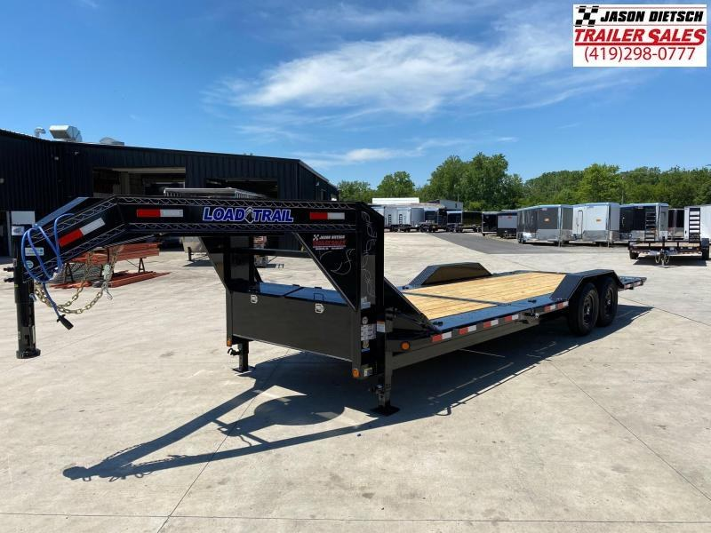 2020 Load Trail Tilt-n-Go 102X24 Tilt Equipment Trailer