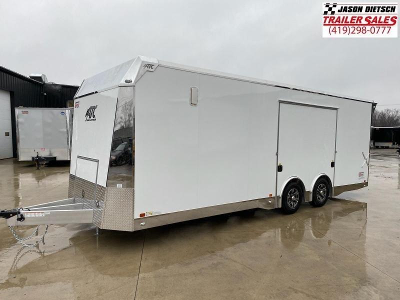 2021 ATC QSXAB85240-2T5.2K Car / Racing Trailer