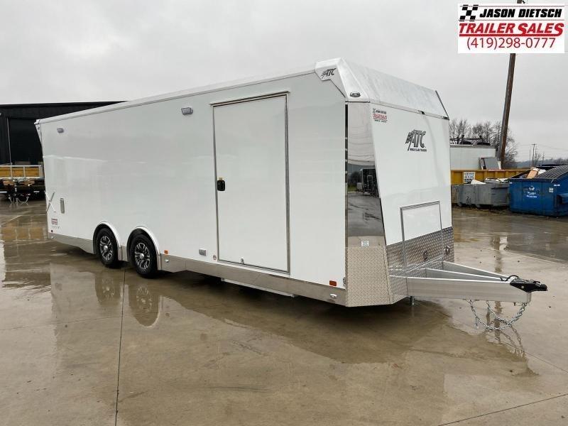 2021 ATC Quest 8.5x24 Car/Racing Trailer