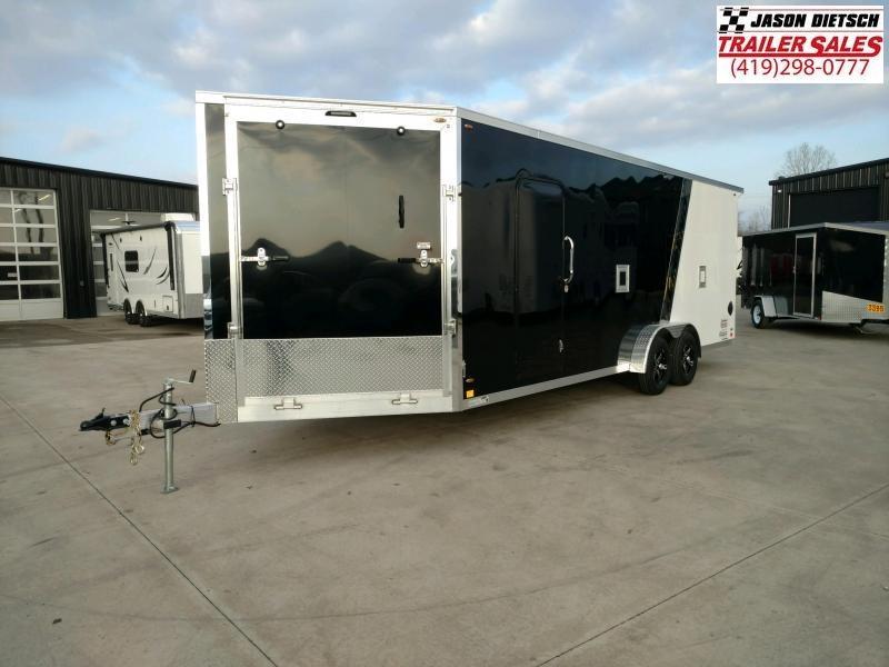 2021 Legend Explorer 7.5X27 (22+5) Extra Height Snowmobile/ATV Trailer Extra Height