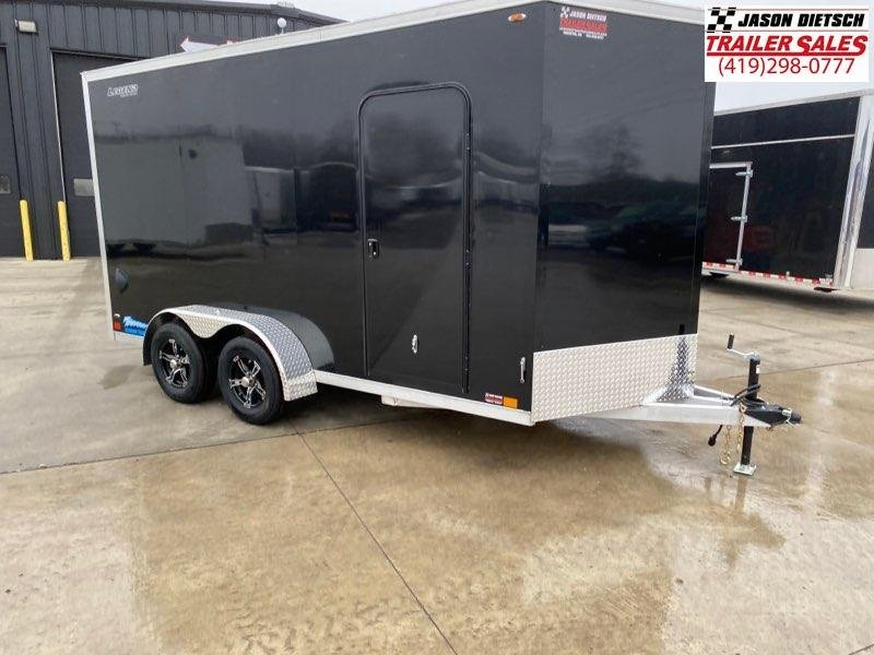 2021 Legend Thunder V-Nose 7X16  Cargo Trailer