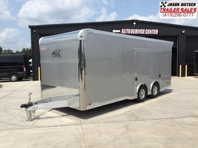 2022 ATC Raven 8.5X20 Car/Race Trailer
