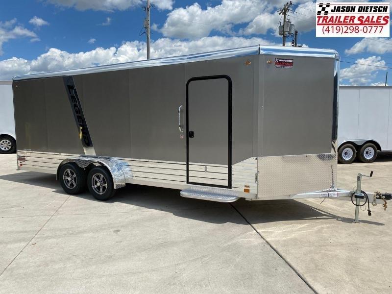 2021 Legend DVN 7X23 Enclosed Cargo Trailer