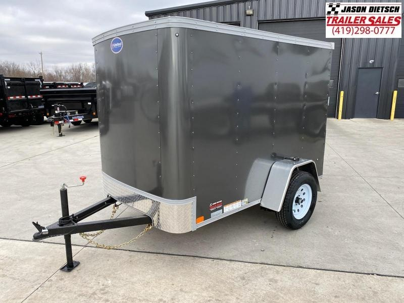 2021 United XLE 5X8 Enclosed Cargo Trailer