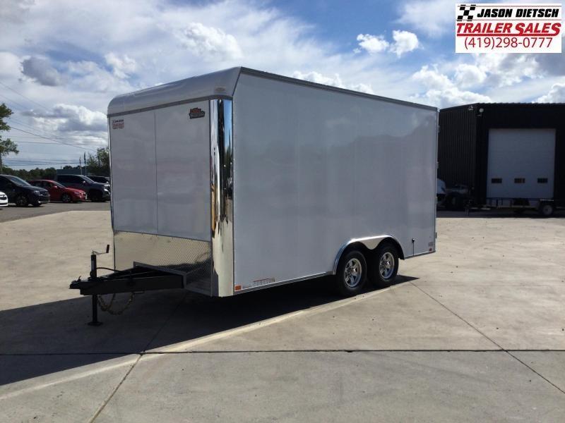 2022 United UXT 8.5X16 Cargo Trailer Extra Height