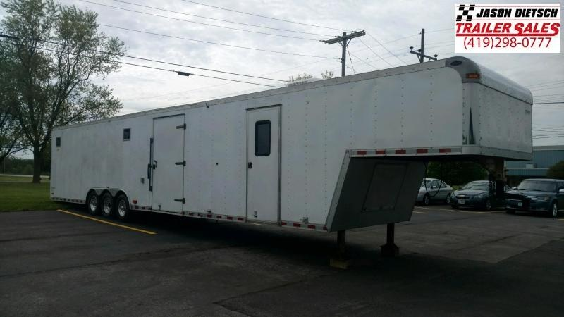 2003 PACE 8.5X48  Car/Race Trailer
