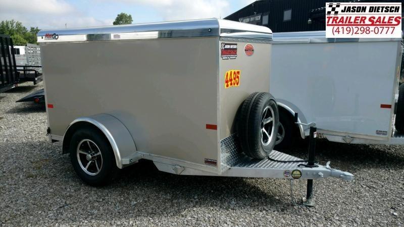 2020 Sundowner MiniGo 4X8 Cargo Trailer