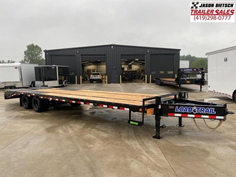 2021 Load Trail 102X32 Tandem Low-pro  Equipment Trailer....STOCK# LT-210866