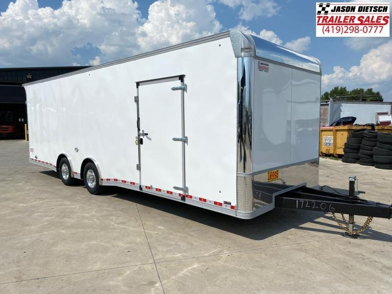 2021 United Trailers UXT 8.5X28 EXTRA HEIGHT Enclosed Cargo Trailer... STOCK# UN-172206