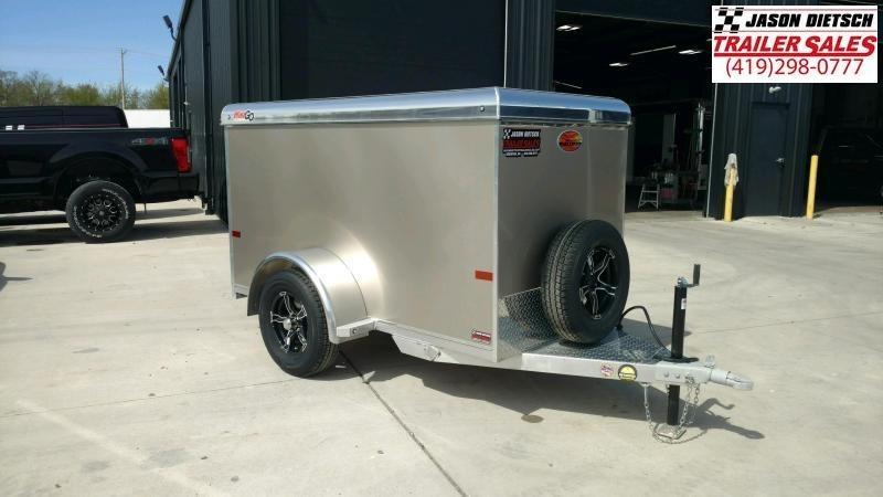 2021 Sundowner MiniGo 4X8 Cargo Trailer