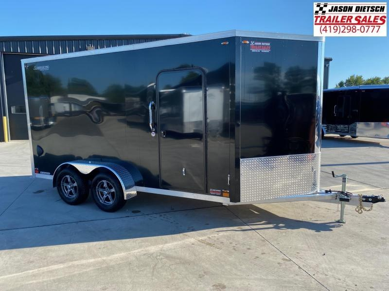 "2021 Legend 7X17 Cargo Trailer 6"" Extra Height"