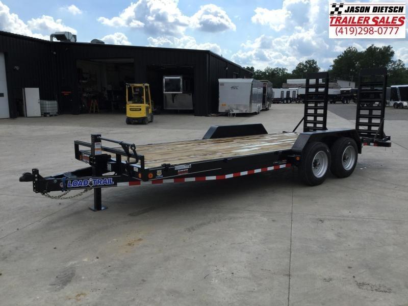 2021 Load Trail 83X20 Tandem Axle Equipment hauler