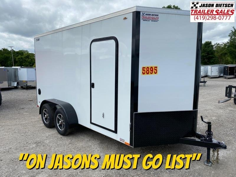 2020 Legend Steel V-Nose 7X16 Extra Height Cargo Trailer