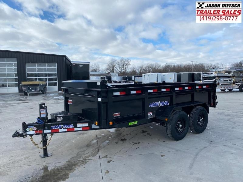 2021 Load Trail 83x14 Tandem Axle Dump Trailer 14K
