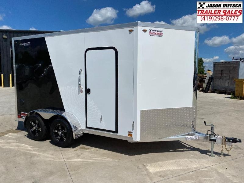 2021 Legend Flat Top V-Nose 7X15 Cargo Trailer