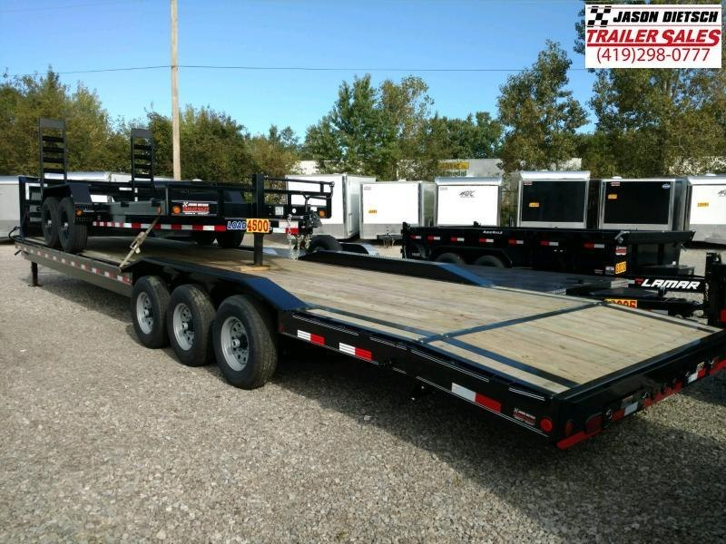 "2019 Load Trail 102"" X 36' Equipment Trailer"
