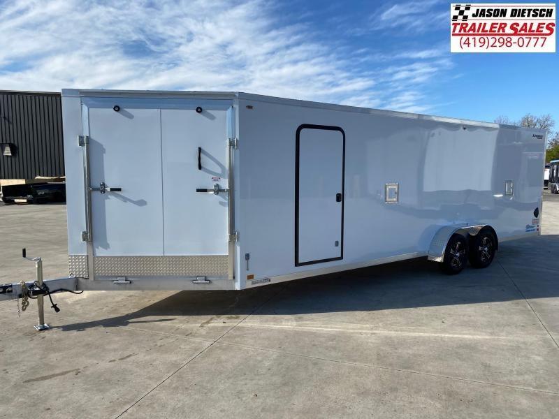 2021 Legend Thunder 7X29 (24+5) Snowmobile/ATV Trailer