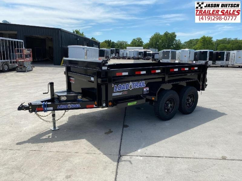 2021 Load Trail 72X12 Tandem Axle Dump Trailer