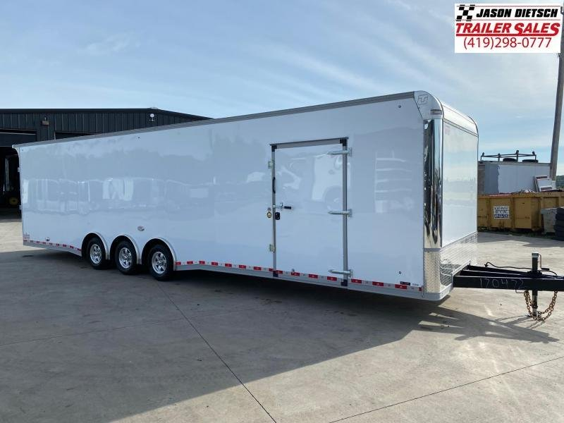"2021 United UXT 8.5X34  Car/Race Trailer 12"" Extra Height"
