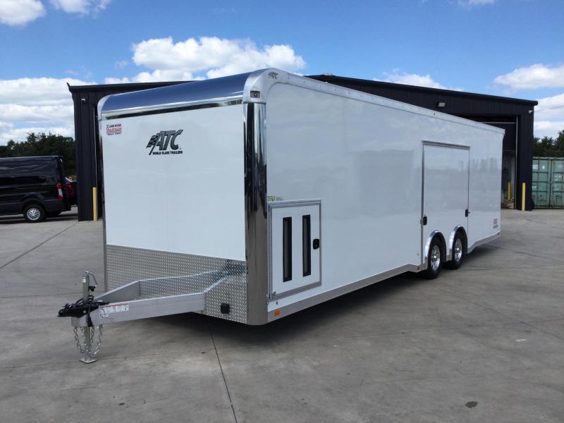 2022 ATC Raven 8.5X28 Car/Race Trailer