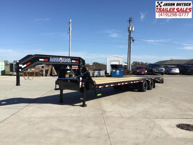 2022 Load Trail 102X32 Tandem Low-Pro Gooseneck Equipment Trailer