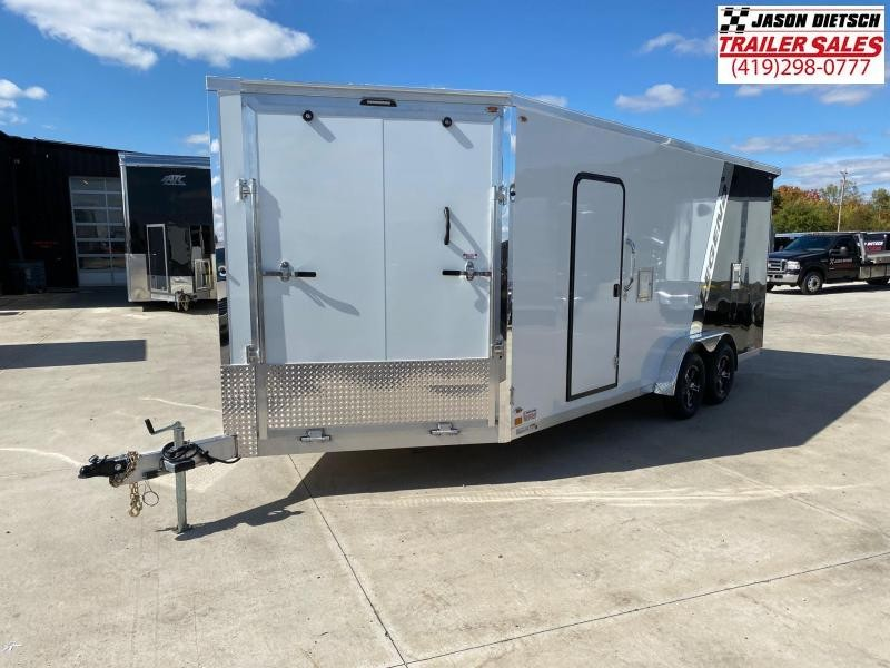 2021 Legend Explorer 7 5X23 Snowmobile Trailer Extra Height