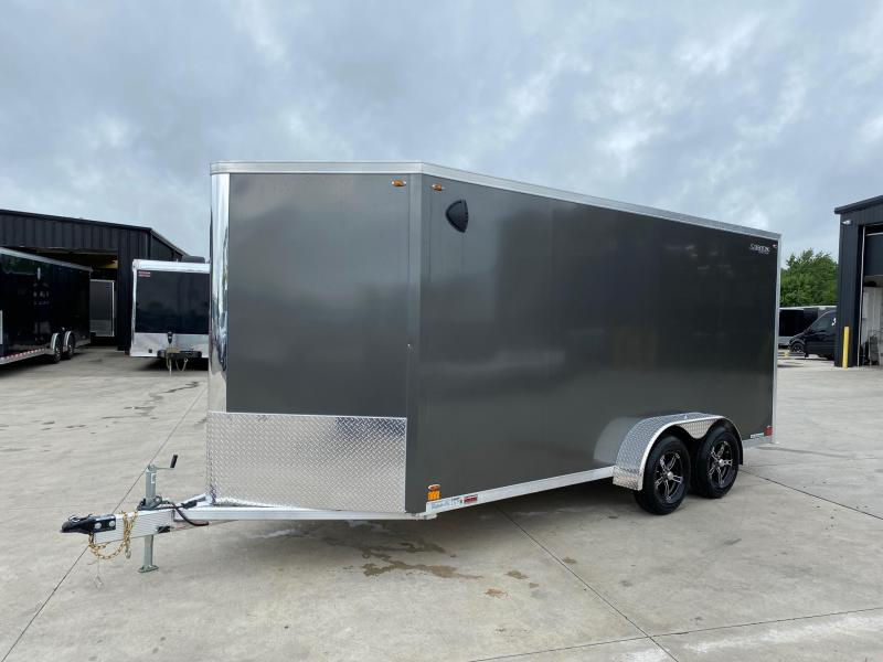"2020 Legend  7X19 Cargo Trailer 6"" Extra Height"