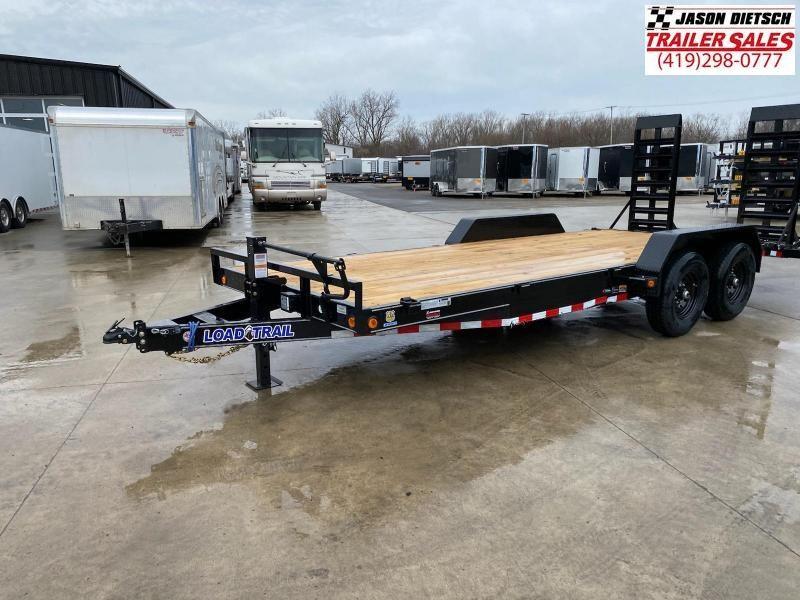 2021 Load Trail 83X20 Tandem Axle Carhauler Car / Racing Trailer