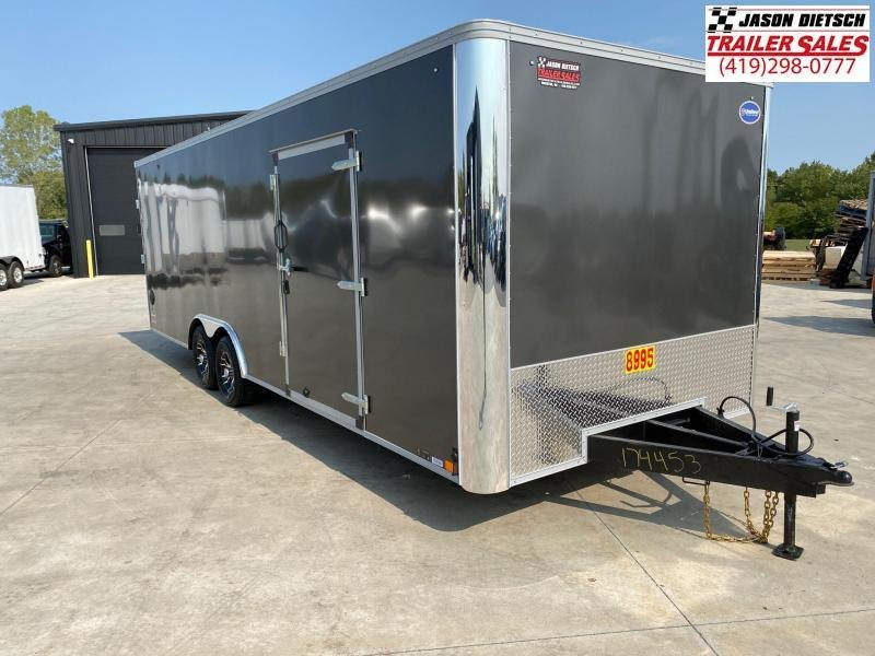 2021 United XLT 8.5X24 Cargo-Car/Race Trailer