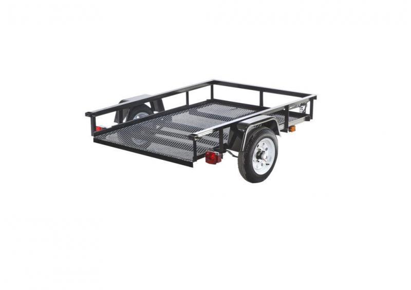 2021 Carry-On 4X8 SA NO GATE Utility Trailer
