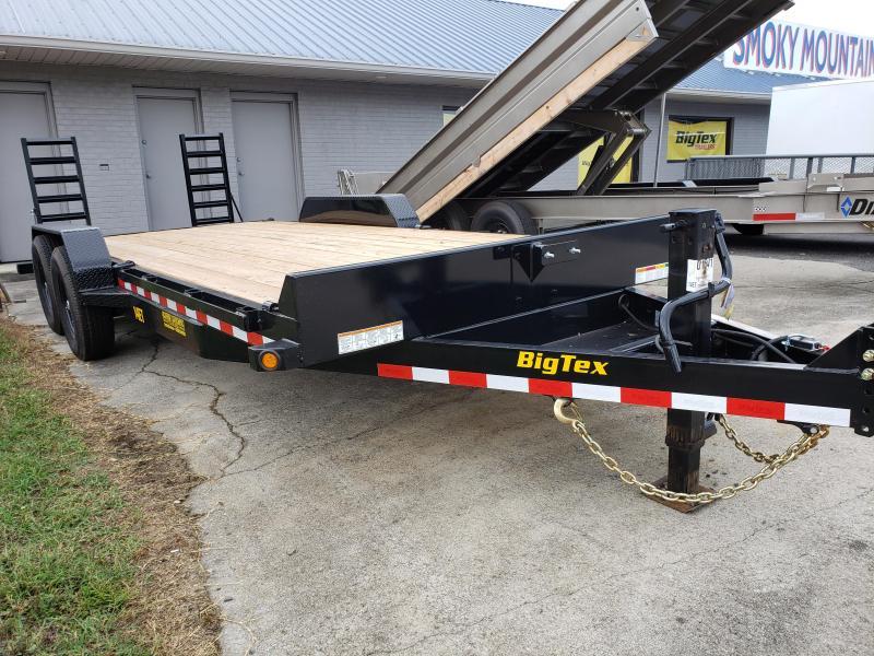 2021 Big Tex Trailers 14 ET Flat Bed