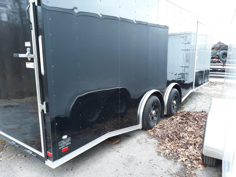 2020 COVERED WAGON 8.5X24 10K