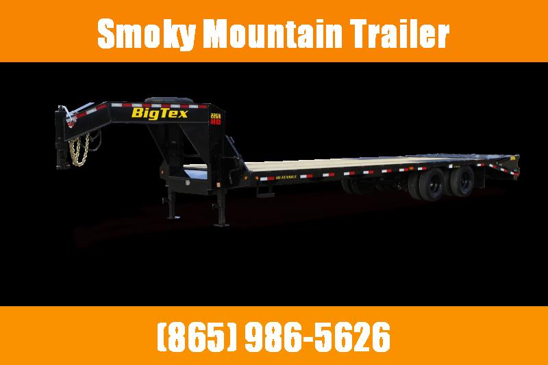 2021 Big Tex Trailers 22GN 28+5 MEGA Flatbed Trailer