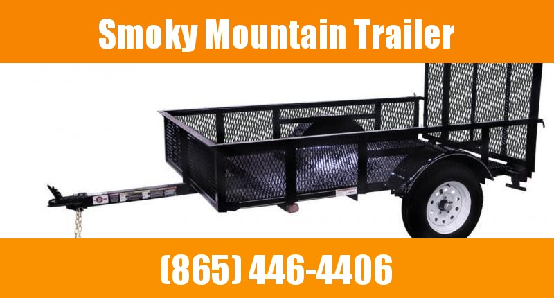2021 Carry-On 5X8 SPHS SA Utility Trailer