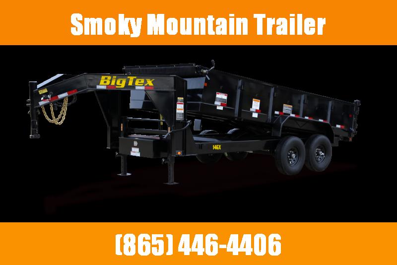 2021 Big Tex Trailers 14GX-14FT Dump Trailer