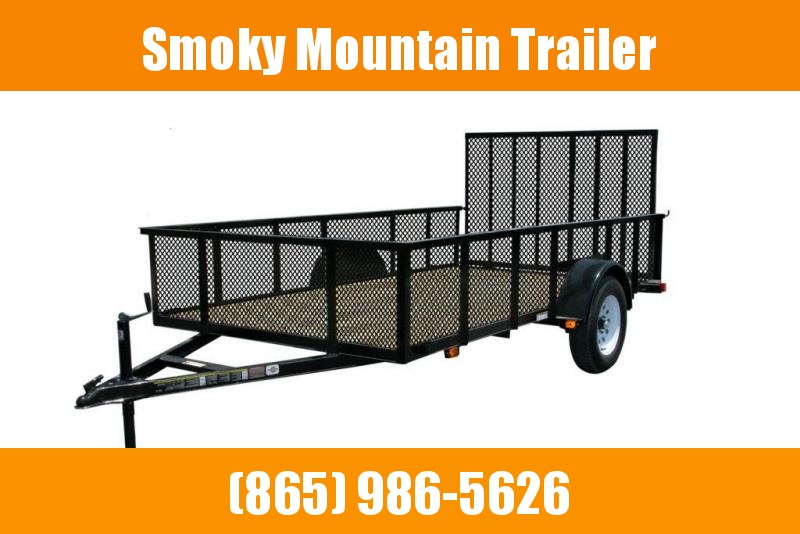 2021 Carry-On 6X12 LEAF SA Utility Trailer