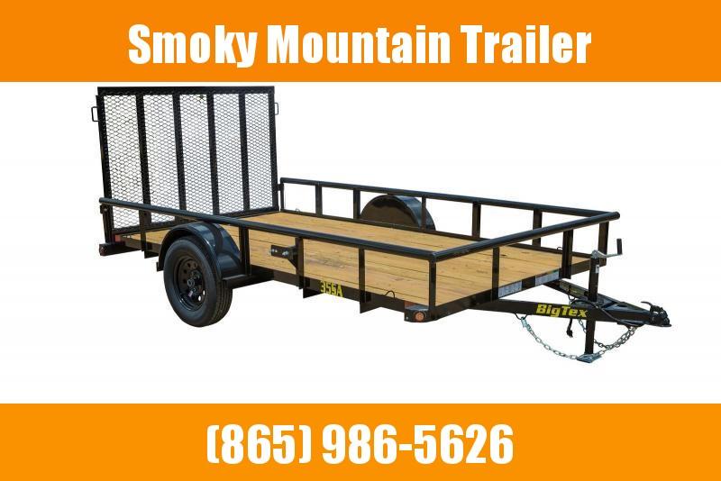 2021 Big Tex Trailers 35SA-8' Utility Trailer