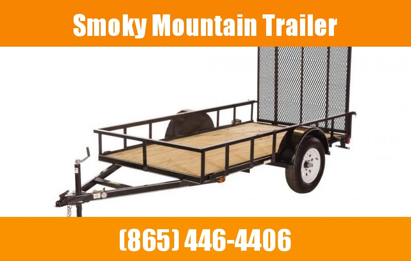 2021 Carry-On 5X8 SA Utility Trailer