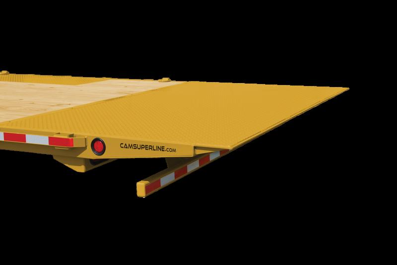 2021 Cam Superline 8CAM 8X24 16K Flatbed Trailer