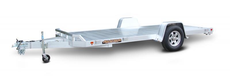 2021 Aluma 2021 ALUMA 8114S-R-BT Utility Trailer
