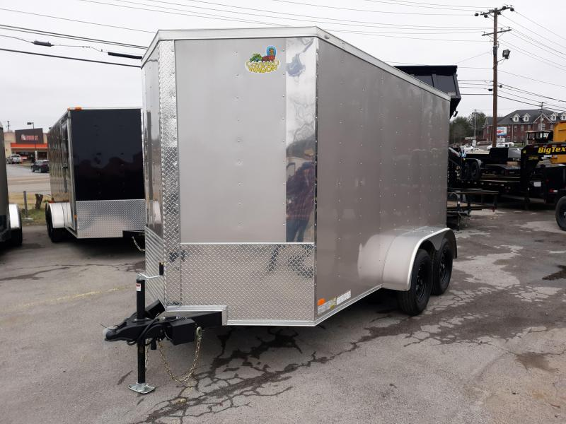 2020 COVERED WAGON 6X12 TA2