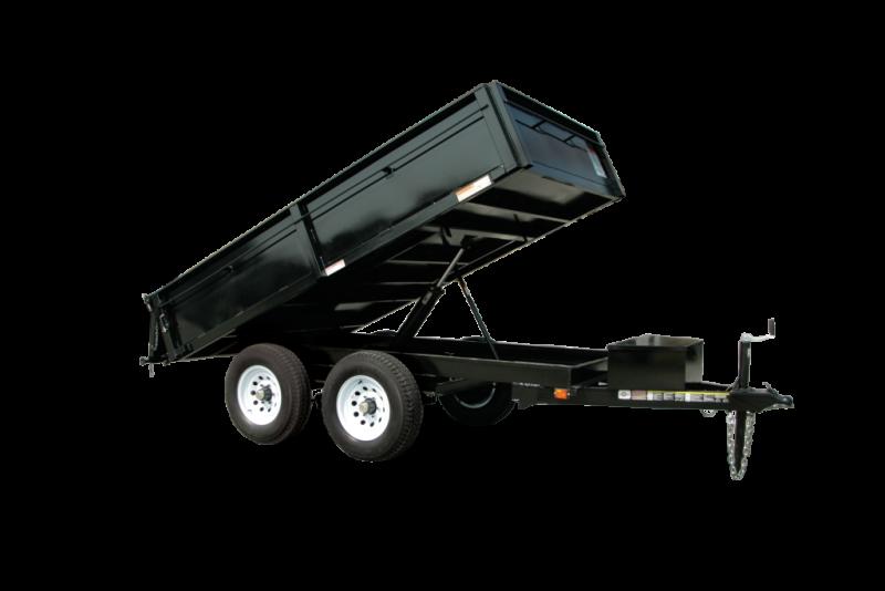 2021 Carry-On 6x10 DUMP 7K Dump Trailer