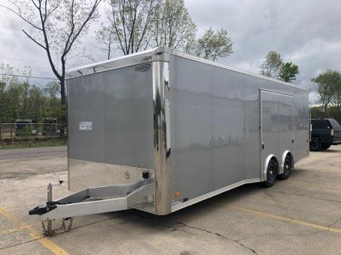2020 Bravo Trailers SILVER STAR Car / Racing Trailer
