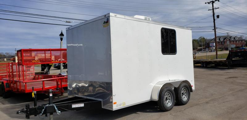 2021 Covered Wagon Trailers 14 FT Tactical