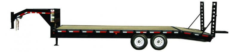 2021 Carry-On 20+5 10 TON Flatbed Trailer