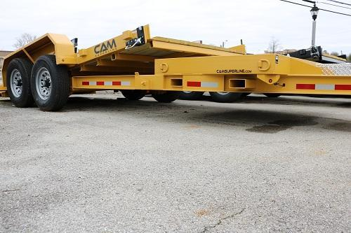2020 CAM 20' Split Deck 14K Equipment Trailer