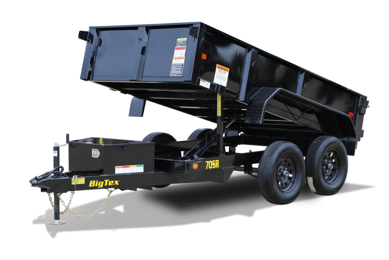 2021 Big Tex Trailers 70SR-10' Dump Trailer