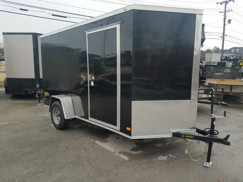 2020 Covered Wagon Trailers 6x12 Enclosed Cargo Trailer